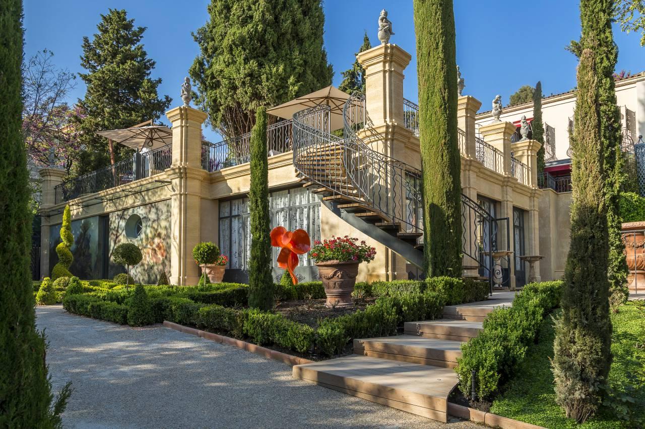 Villa Gallici, un palais au coeur d'Aix-en-Provence