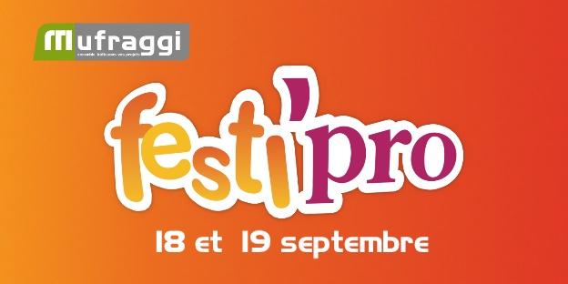 Festipro - 18 et 19 septembre 2019